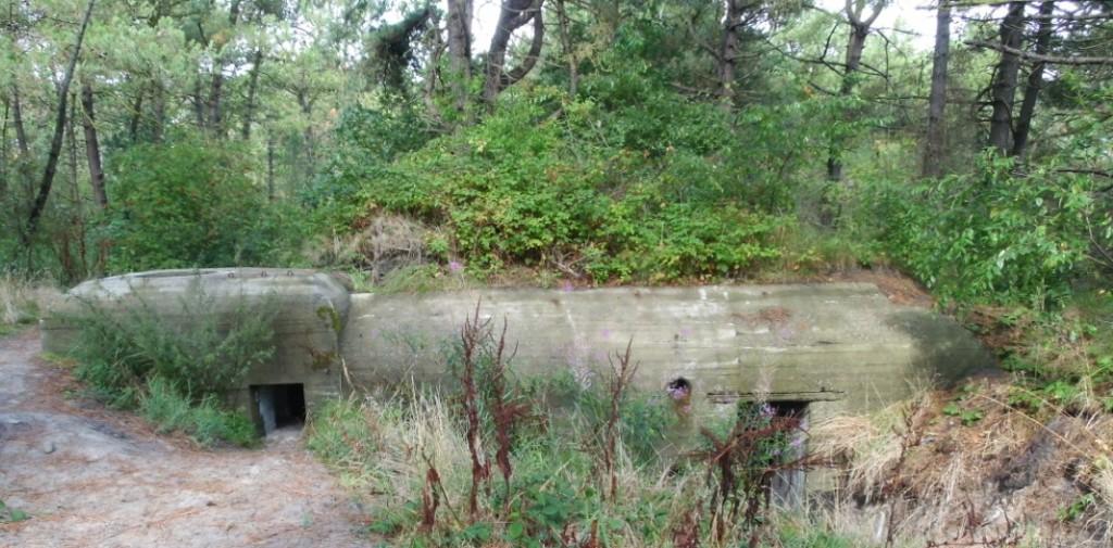 Bunker op Terschelling