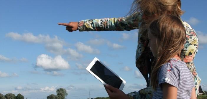 Slim 'sijssies kijken' met Wadvogels app
