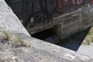 Bunker de Wassermann op Schier